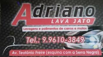 ADRIANO LAVA JATO
