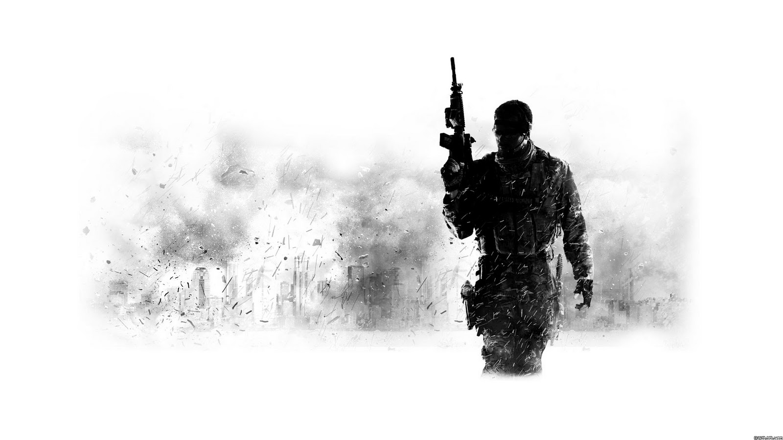 Picture Insights MW3 Wallpaper