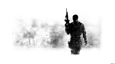 MW3 Wallpaper White Background