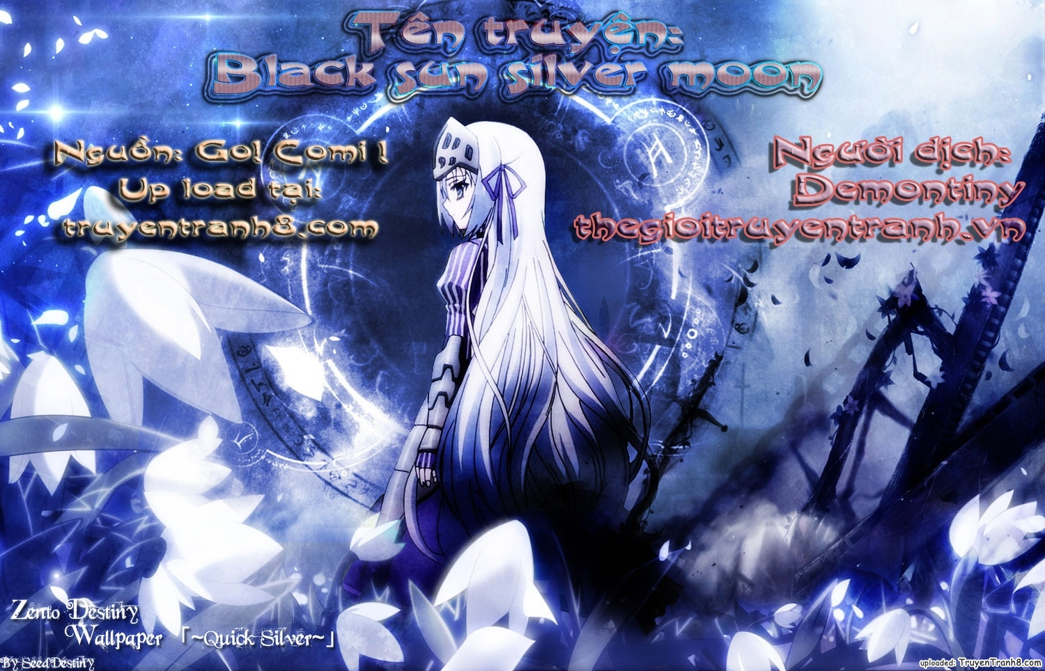 Black Sun Silve Moon: Chapter 1