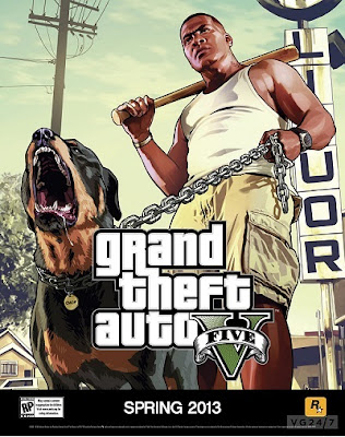 Grand Theft Auto (GTA) 5 2013 PC Game