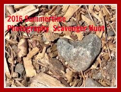 2016 Scavenger Hunt