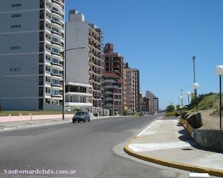Avenida Costanera de San Bernardo