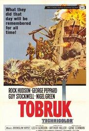 Watch Tobruk Online Free 1967 Putlocker
