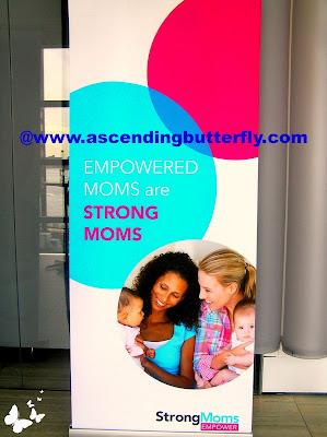 StrongMoms Empower Summit NYC The MOMS empowerment StrongMoms Pledge