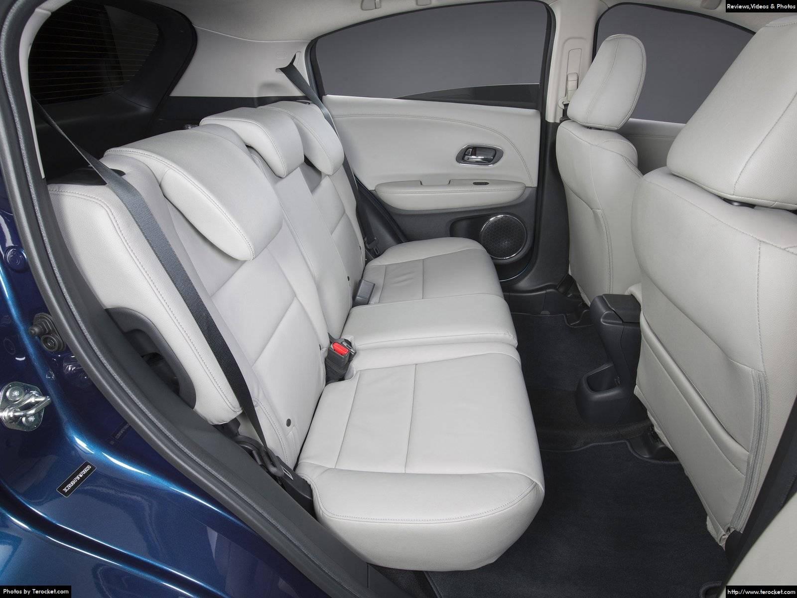 Hình ảnh xe ô tô Honda HR-V 2016 & nội ngoại thất