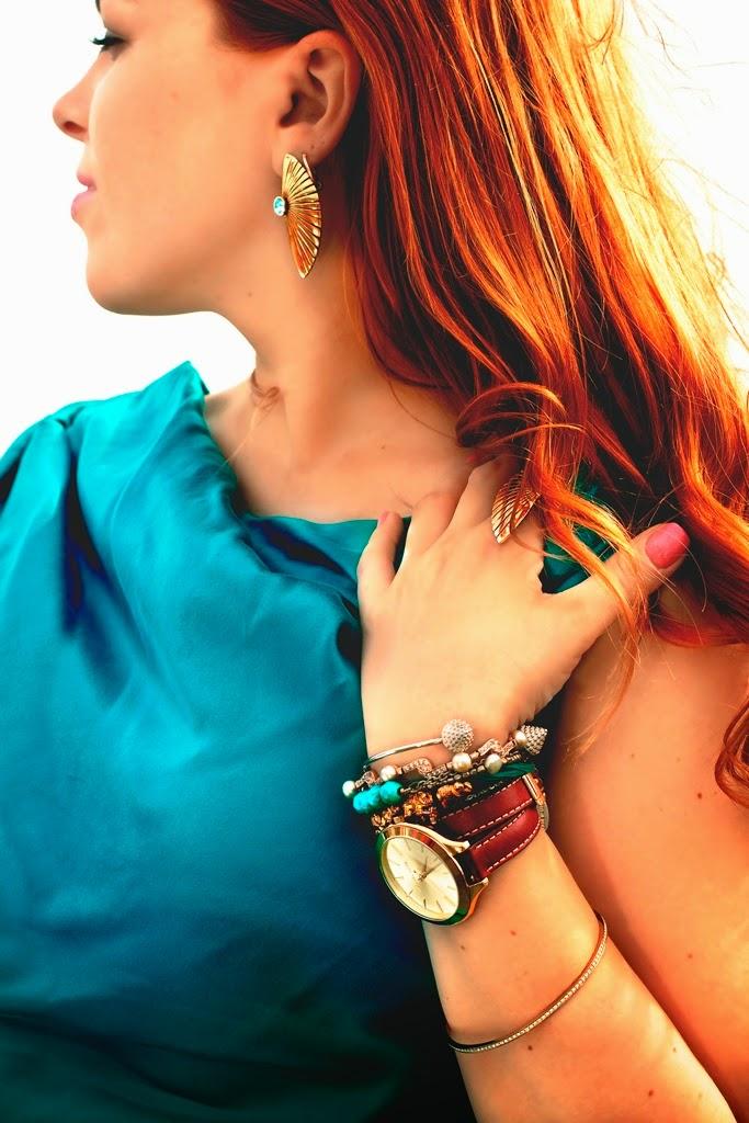fashion bridge, fashion bridge blog, Maje, Maje dresses, Vanessa Mooney jewelry, Tres Jewellery, Vanessa Mooney buy Europe, street style, fashion bloggers nederland