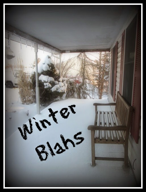 Winter Blahs Update (Featured post on In Review - A Collection of Coffee Breaks from 2015 on Homeschool Coffee Break @ kympossibleblog.blogspot.com)