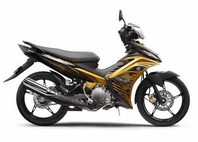 Yamaha Sniper MX Details and