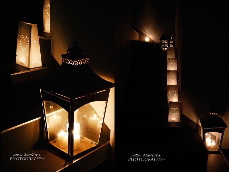 Luci di Natale-lanterne
