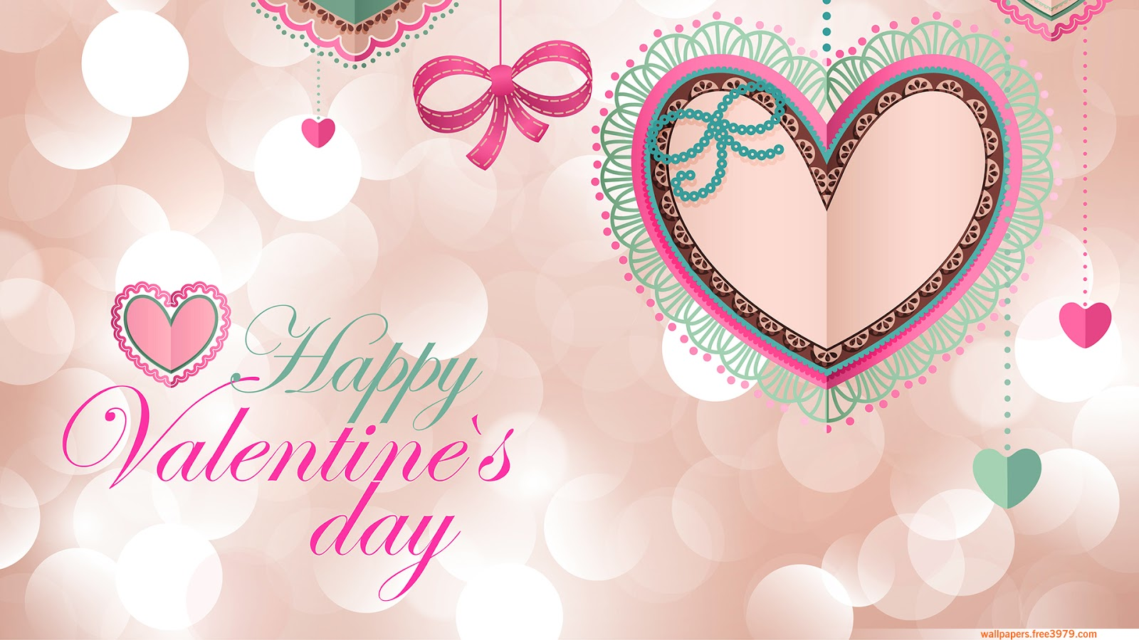 wallpapers-wallpaper: love heart happy valentine's day 14/02