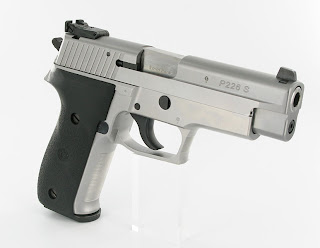 Stainless steel SIG Sauer P226