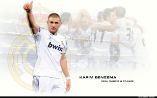 Karim Benzema Wallpaper 2011 6