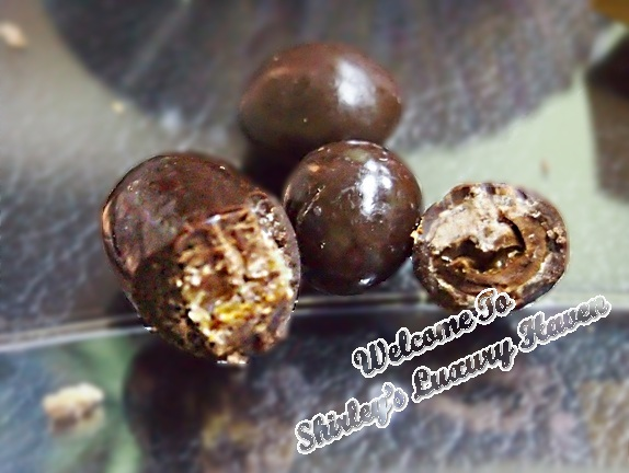 fadina coffee bean chocolates
