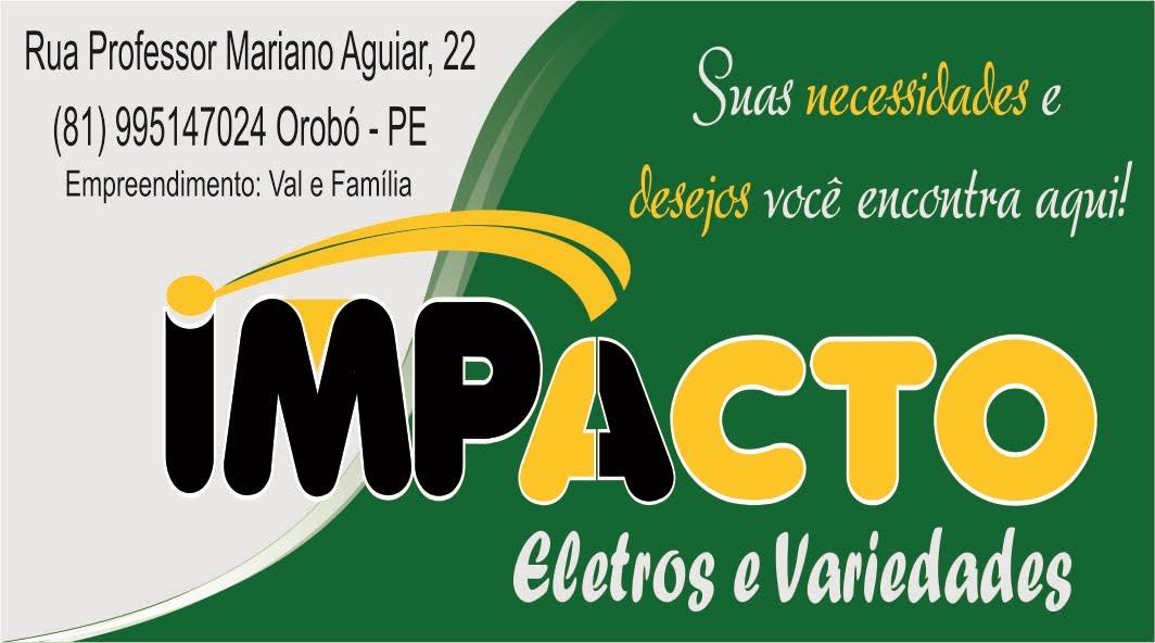 IMPACTO ELETROS E VARIEDADES