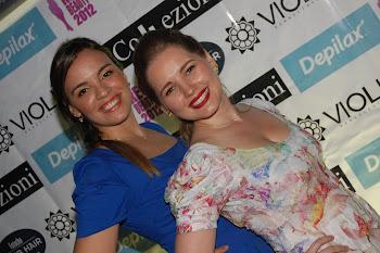 Lorena e Priscila
