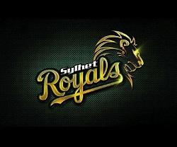 Sylhet Royals Team