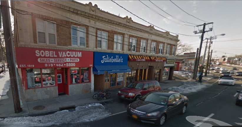My royal enfields where in new york city ii for Hillside motors jamaica ny