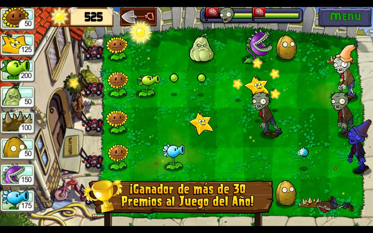 Plantas vs zombies premium v8 1 0 androidcito for Jardin zen plantas vs zombies