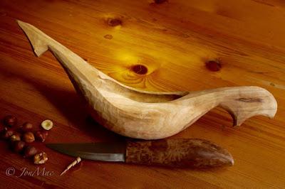 Ale hen+kuksa+spoon carving+MiniMac+jonmac