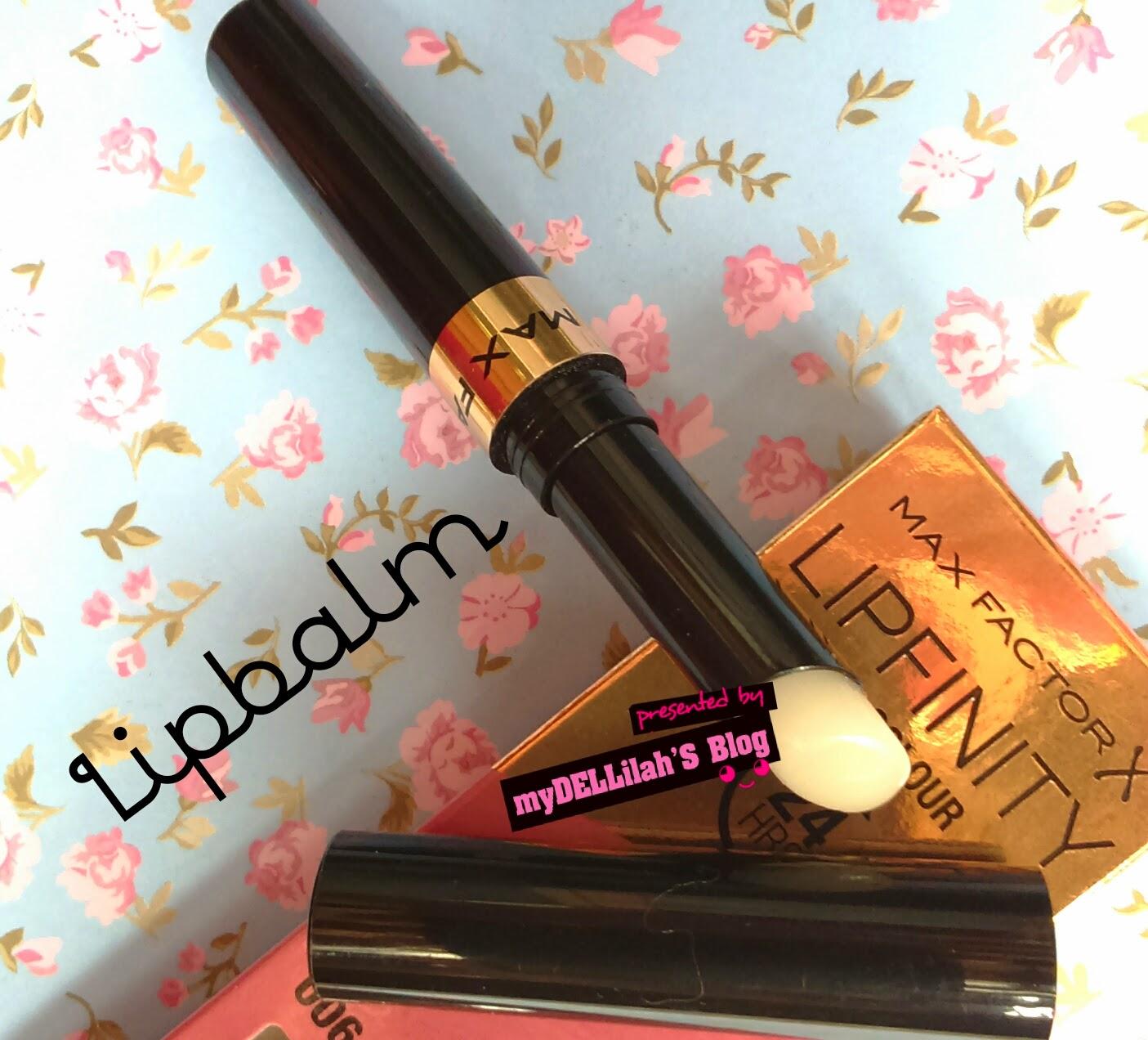 Max Factor Lipfinity - Lipstik 24 Jam Shade Always Delicate