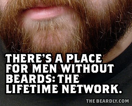 ... some hilarious pictures with funny sayings on them involving beards