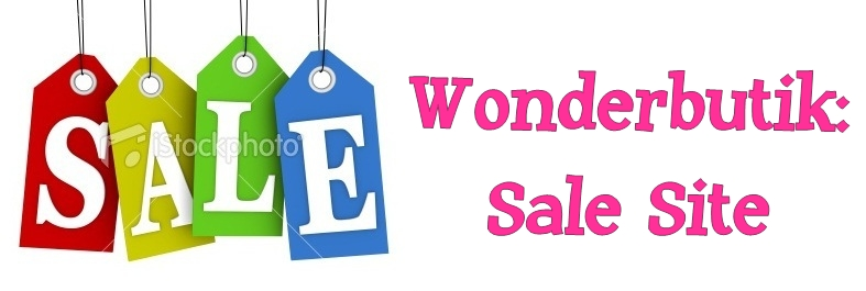 Wonderbutik: Sale Site