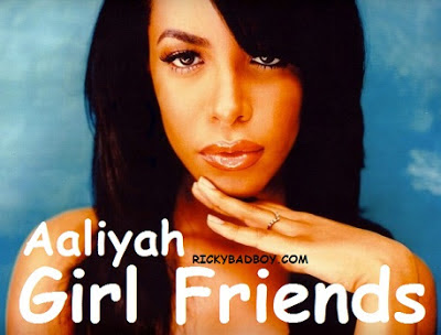 Aaliyah - Girl Friends Lyrics