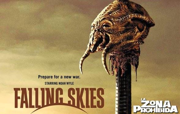 LA ZONA PROHIBIDA: FALLING SKIES 4 Temporada \