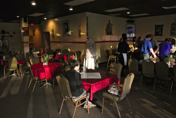 Mesob Ethiopian Restaurant located in Nashville Tennessee