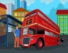 İki Katlı Yolcu Otobüsü