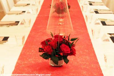 DIY bukieciki z czerwonych róż krok po kroku