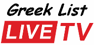 Greek list live TV