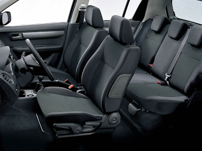 Maruti Suzuki Swift Seating