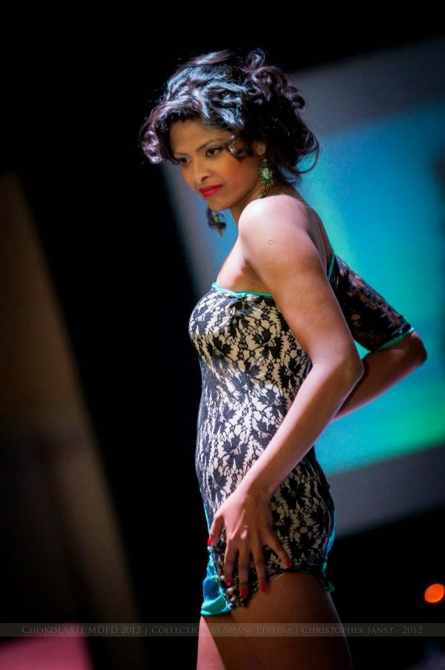 Ashanthi Rajapaksa sl model