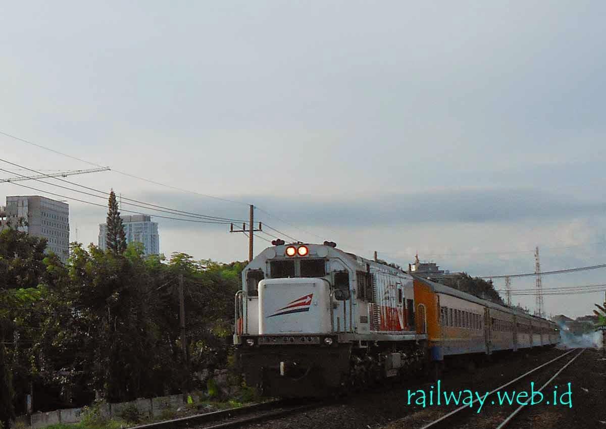 Jadwal Kereta Api Tawang Jaya