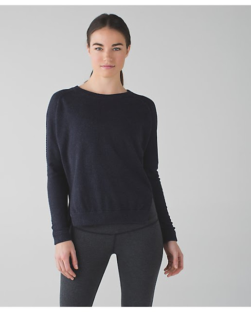 lululemon bhakti-life-sweater naval