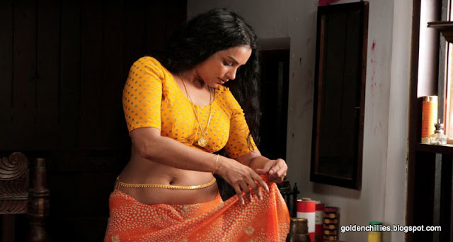 saree wearing aunty pictures
