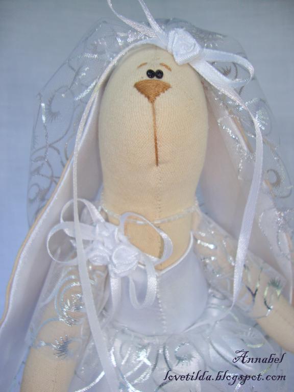 Свадебные зайчики своими руками сшить 95