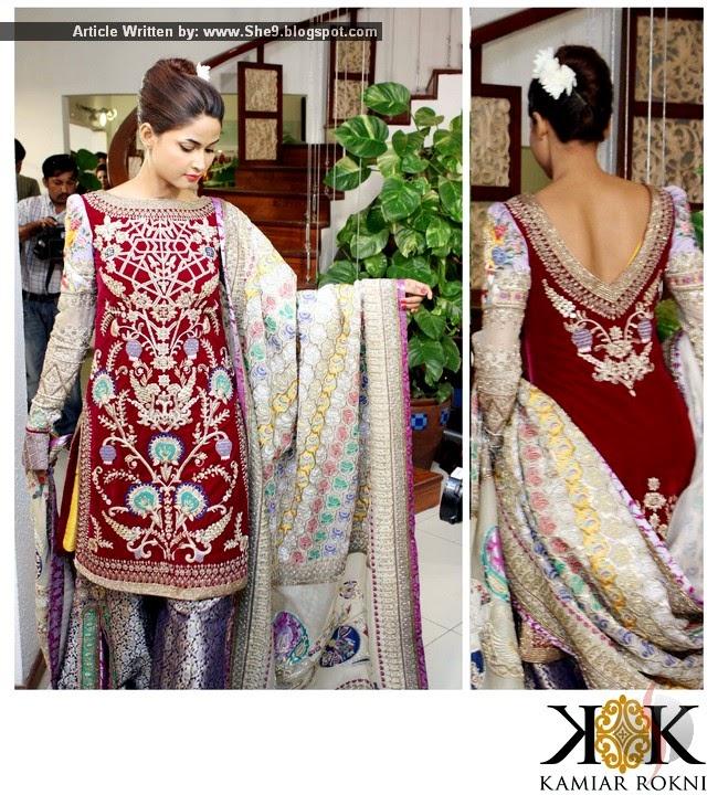 Fancy Wear 2015 by The House Of Kamiar Rokni