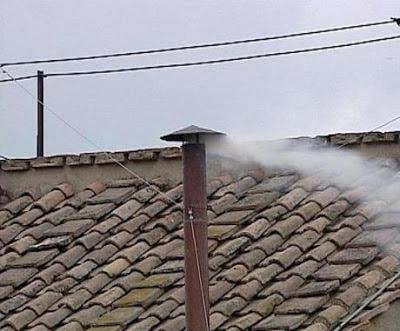 White Smoke Sistine Chapel Conclave