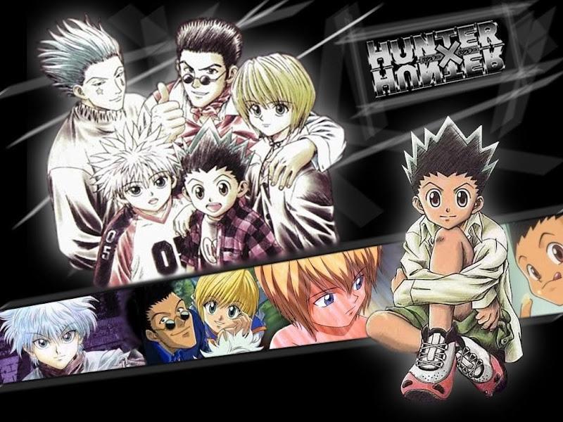 Hunter x Hunter (Clássico Dublado) Todos os Episódios Online