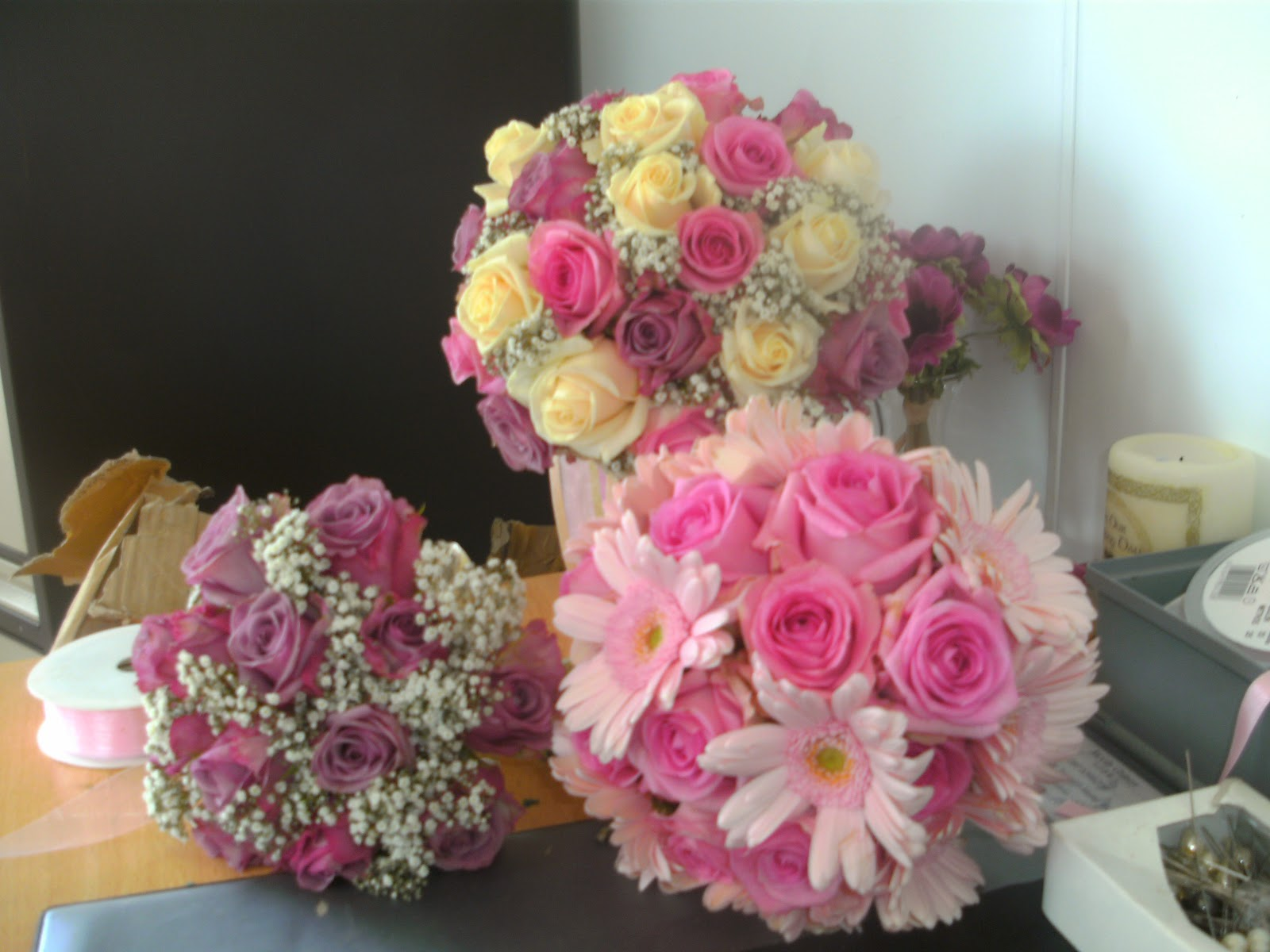 Flowers The Wedding Flower Specialist County Clare Wedding Package