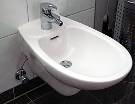 Creative Commons - Source Wikepedia Media http://en.wikipedia.org/wiki/File:Bidet_weiss.jpg