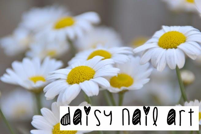 Nail Art Daisy Nails Pliese