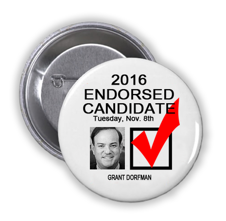 RACE FOR DISTRICT JUDGE, 334TH JUDICIAL DISTRICT -- Grant Dorfman