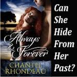 Chantel Rhondeau's Blog