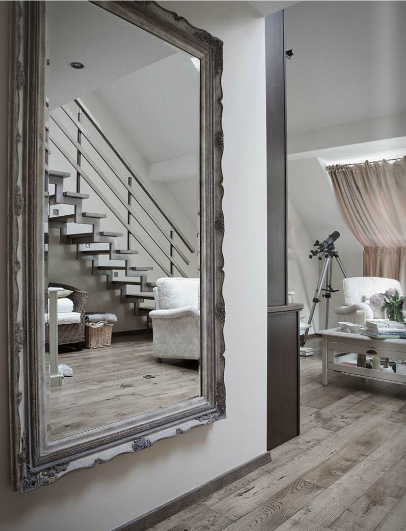 Image gallery large wall mirrors for Oversized mirror