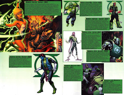 Mas Green Lanterns (ficha dc comics)