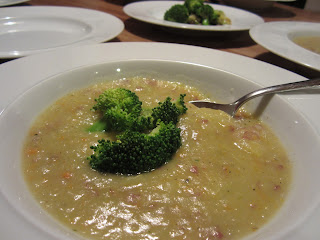 Cream of Broccoli Soup #Dairyfree 